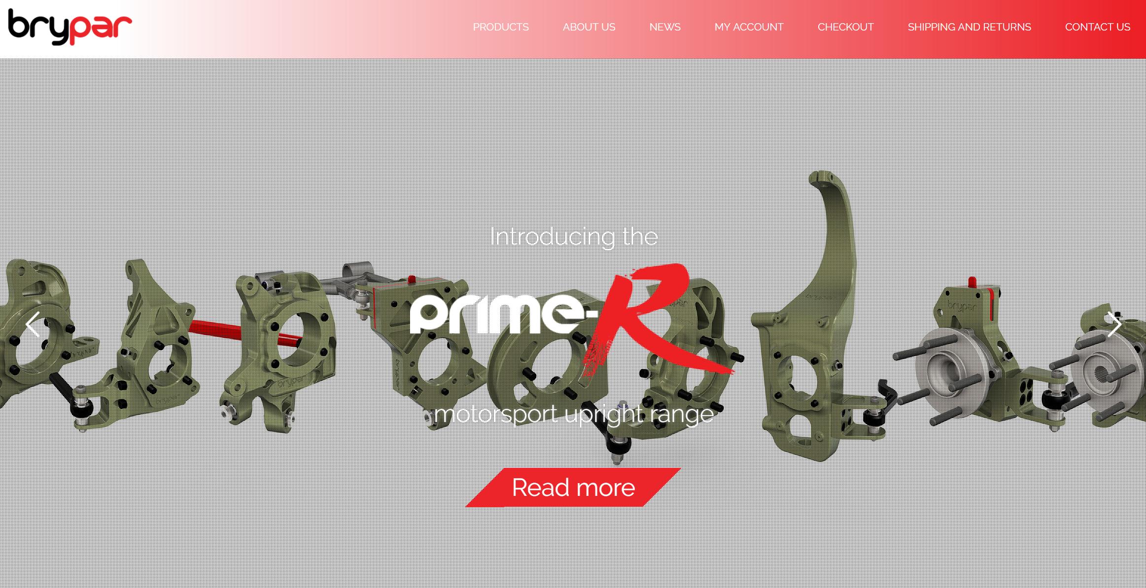 Brypar new website launch