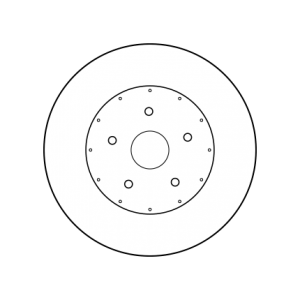 Vehicle Specific Brake Discs