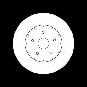Vehicle Specific Brake Discs